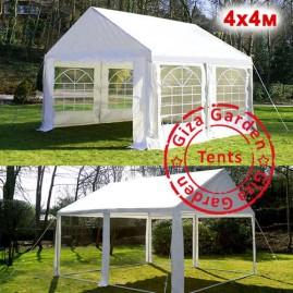 Шатер Giza Garden 4 x4м белый